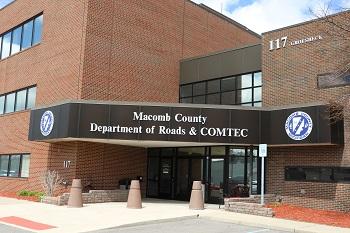 Sheriff - Communications | Macomb County