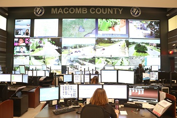 Sheriff Communications Macomb County